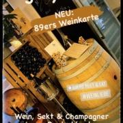 89ers Weinkarte