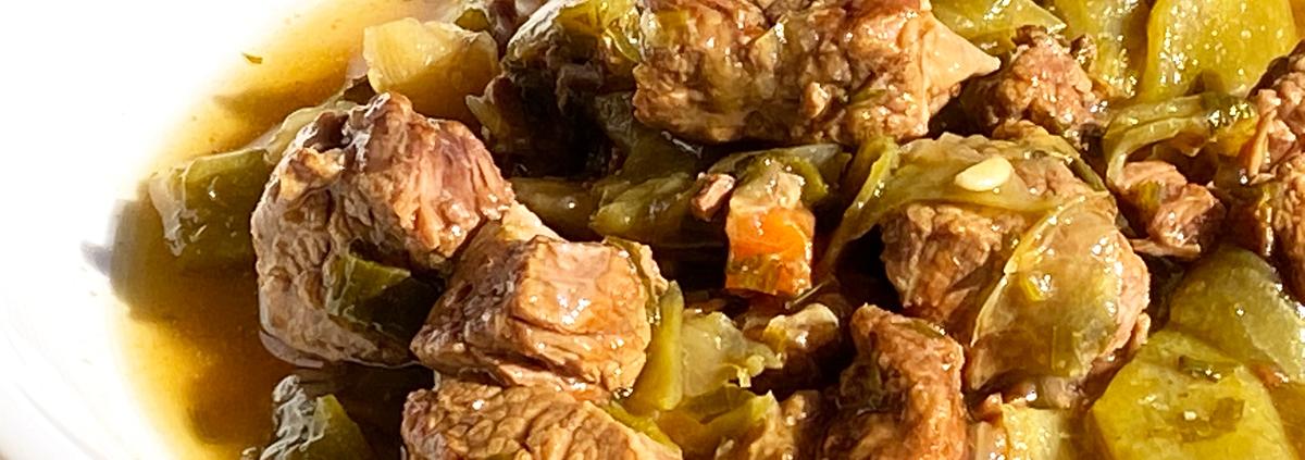 89ersHOME Rindfleisch-Bohnen-Eintopf